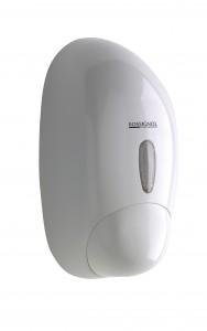 Distributeur de savon 1 L ABS Blanc - 52670