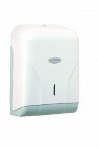 Distributeur essuie-mains ABS Blanc - 52530