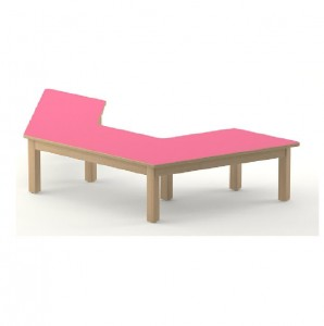 Table collective L176cm P77,5cm