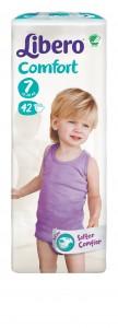 5476-Libero Comfort Size 7 42 pcs